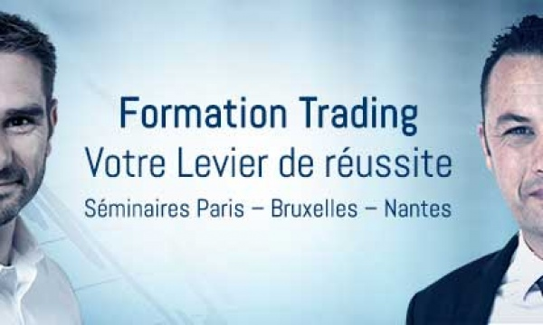 Formations exclusives d'ActivTrades en France et en Belgique
