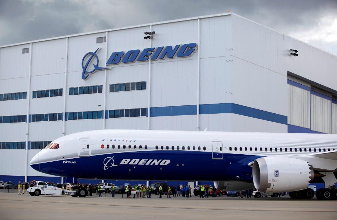 Le ciel s'éclaircit pour Boeing
