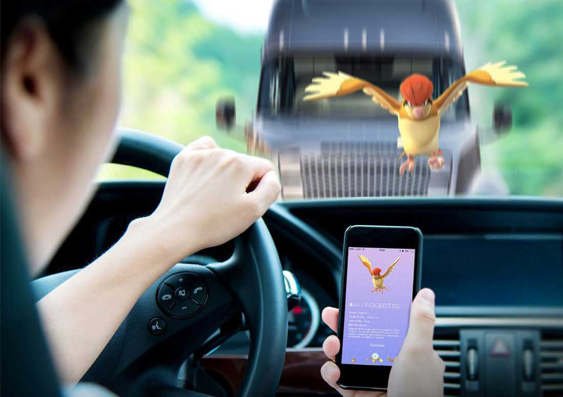 pokemon go danger